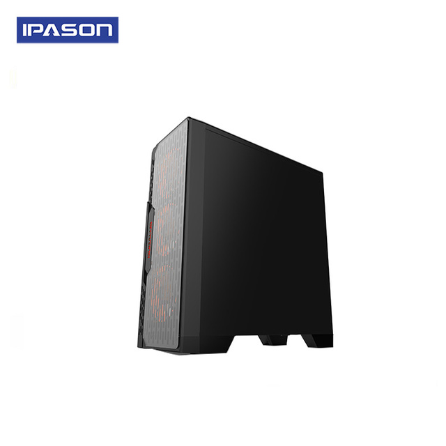 BEST Cost-effective Gaming PC IPASON AMD 6-Core Ryzen5 2600/Dedicated Card RTX2060 6G/DDR4 16G RAM/1T+120G SSD Desktop Computer