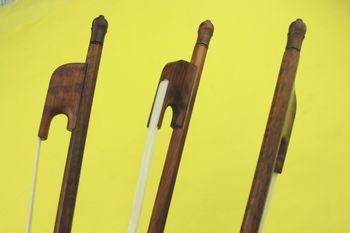 New Top 4/4 snake wood Violin bow baroque style professional bow high quality