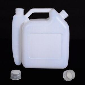 Image 4 - Mayitr tanque de Botella Mezcladora de aceite y gasolina de 2 tiempos, 1,5 l, para recortador, herramientas para motosierra, 1:25