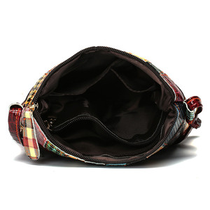 Image 5 - Bolsos de hombro de colores para mujer de AEQUEEN, bandoleras de diseño de almazuela con solapa pequeña, bolsos cruzados de colores brillantes