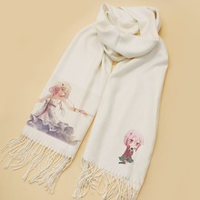 Anime Guilty Crown Yuzuriha Inori Scarves Sakata Gintoki Cosplay SoftScarf Shawl Scarf Fashion CHRISTMAS Gifts