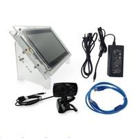 МКС Pad 7 дюймов емкостный Экран 3D печати Камера 12 В Питание USB кабель монитор дигитайзер Замена