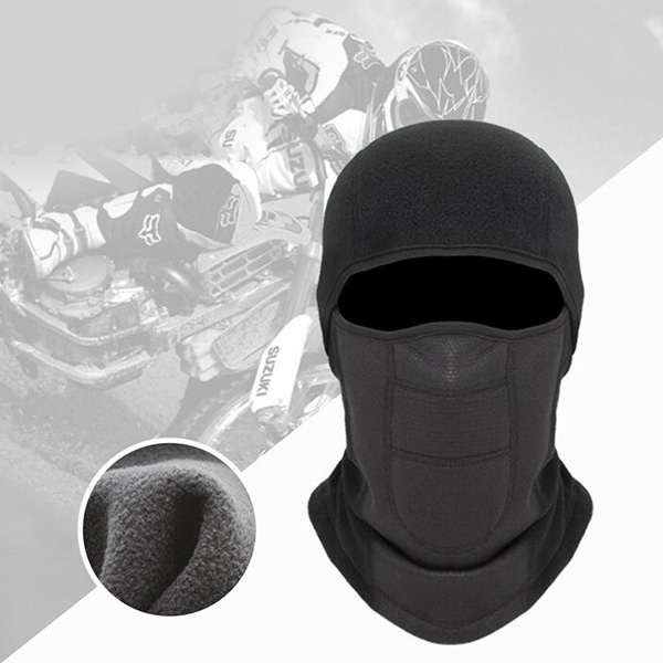 8b4ed205 Winter Motorcycle Face Mask Ski Windproof Hat Cold Hood Warm Motor Masked Cap  Beanies Black-in Motorcycle Face Mask from Automobiles & Motorcycles on ...