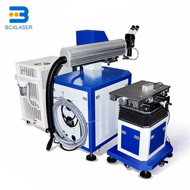 Machine de soudure de Laser de moule de fer d'acier inoxydable en aluminium BCX à vendre