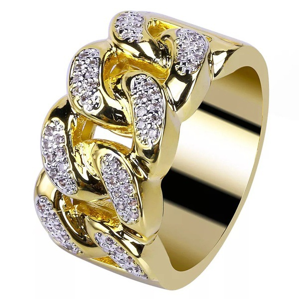 14K Gold Diamond Ring Beauty Men's Women Creative Bizuteria Peridot Anillos De Rings Diamante Gemstone Bague Etoile Jewelry 2019