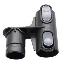 1 шт. держатель кронштейн головки для Dyson Dc58 Dc59 Dc62 V6 Dc35 Dc45 пылесос щетки Запчасти Аксессуары