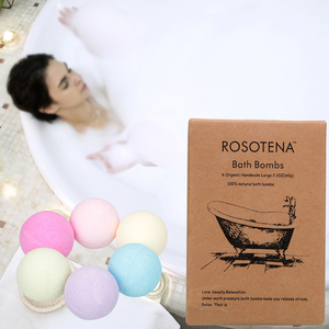 Солевые бомбы для ванны натуральные пузыри для ванны солевой шарик снимает усталость масло для тела увлажняющий шарик для ванны улучшает п...