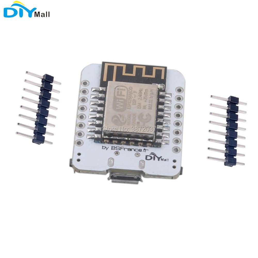 US $21 74 |Aliexpress com : Buy MiniDK Weather Station Kit ESP8266  Development Board 0 96 OLED Display BME280 Temperature Humididty Sensor  Breadboard