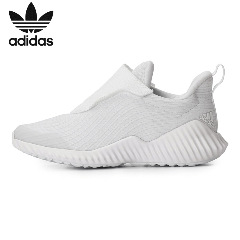 ADIDAS Kids Running Sports Shoe Boys Walking Comfortable Sneakers Anti-skid Casual Style Ah2633 adidas samoa kids casual sneakers