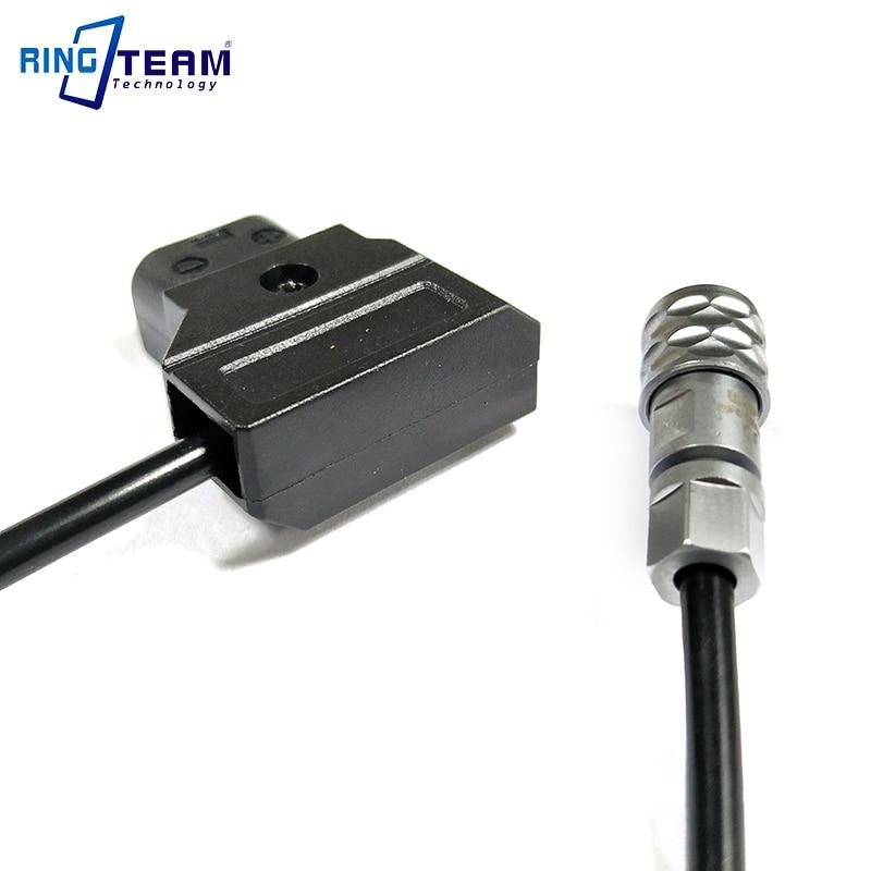 BMPCC 4 k Câbles D'alimentation DCAT à WEIPU Connecteur pour BMPCC4K Blackmagic Pocket Cinema Caméra 4 k