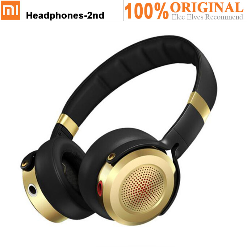 Original Xiaomi Over-Ear Headphones-2nd Generation Answering Phone Voice Control Song Switching Noise Cancelling Function 16 holes portable professional oil painting brush watercolor brush case knife paper pen case drawing set acrylic set bag only