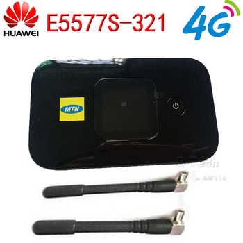 ロック解除 Huawei 社 E5577 4 グラム E5577s-321 3000 2800mah のバッテリー携帯ホットスポット無線ルーターの Pocket Wifi ホットスポットのサポートアンテナ - SALE ITEM パソコン & オフィス