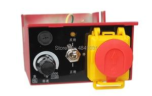 Image 3 - 7x10&7x12 Mini Lathe speed control box SIEG C2 220V Control Box Assembly Electrical control box Circuit board mounting box