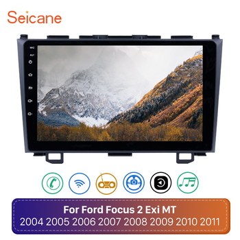 Seicane Android 8.1 2Din Car Radio Quad-Core WiFi HD Touchscreen Multimedia Player For Honda CRV 2006 2007 2008 2009 2010 2011 image