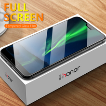 Full Cover Protective Glass For Huawei Honor 9 Lite Screen Protector Tempered Glass For Huawei Honor 10 8 8X Glass Film 5d full cover tempered glass for huawei honor 8 9 lite 9h screen protector for huawei honor 9 8 lite full protective glass film