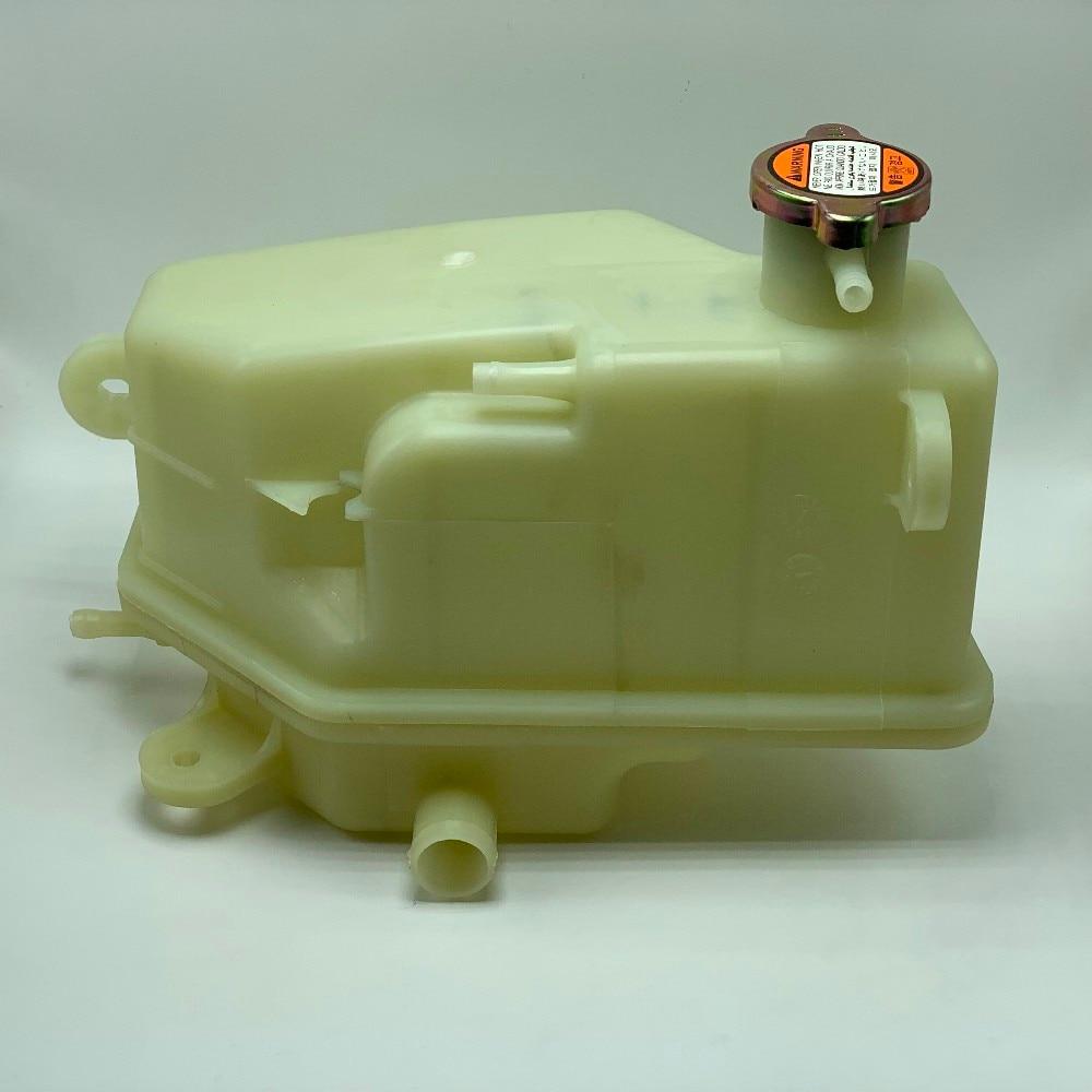 New Genuine Engine Coolant Reservoir Tank W cap 2543026410 For Hyundai Santa Fa 2000 2005 2001