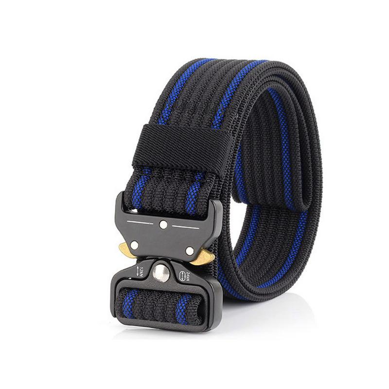 New Style Quick releasing For 3 8 Cobra Deduction Outside The Belt Tactical Nylon Belt Outdoor