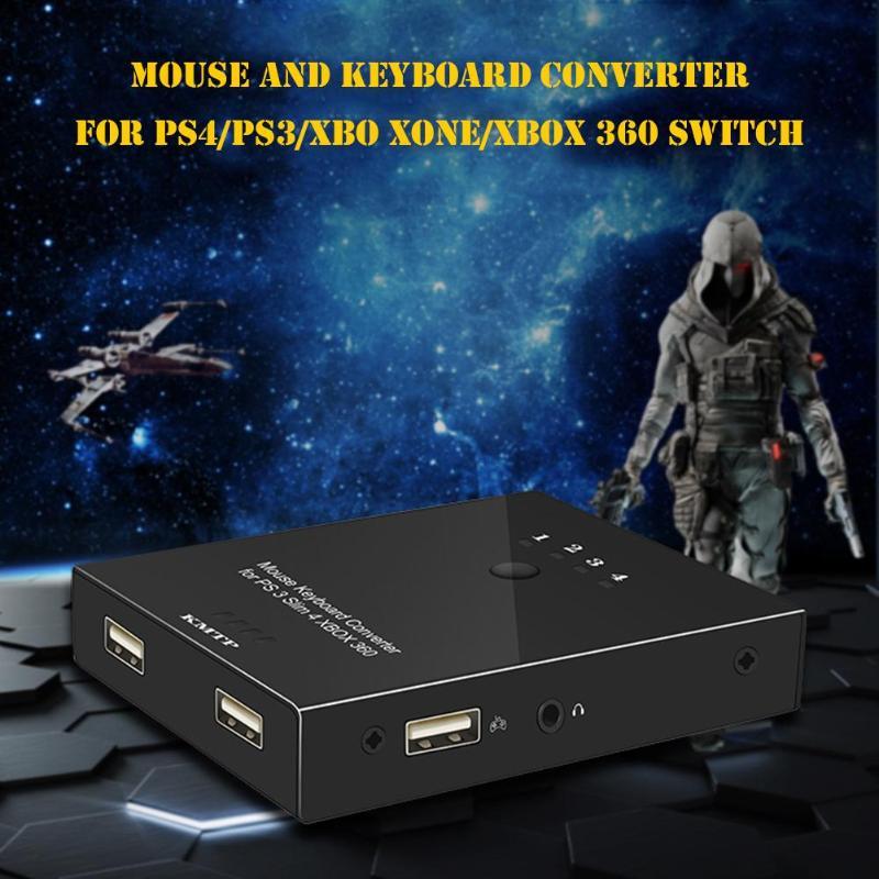 Gioco Mouse Tastiera Convertitore Adattatore Per PS4/PS4 Pro/PS4 Sottile/PS3/Xbox One/S /Xbox 360 Interruttore Controller di Gioco AdattatoreGioco Mouse Tastiera Convertitore Adattatore Per PS4/PS4 Pro/PS4 Sottile/PS3/Xbox One/S /Xbox 360 Interruttore Controller di Gioco Adattatore