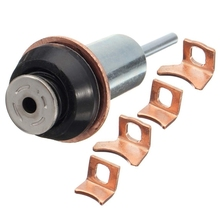 For Starter Repair Rebuild Kit Solenoid Contact Plunger Set Denso Nippondenso 128000 7390