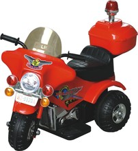Children's Electric Motorcycle Baby Tricycle Large 1 to 6 Year-old Child Charged Bottle Toys Can Take People Kids's Gift
