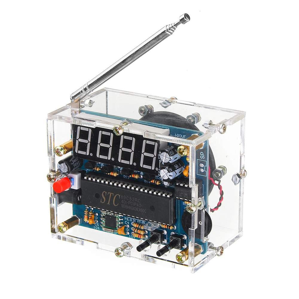 Unterhaltungselektronik Qualifiziert Tea5767 Dc 4,5 V-5,5 V Mini Digital Fm Radio 87 Mhz-108 Mhz 2 W 8ohm Lautsprecher Elektronik Dinge Bequem Machen FüR Kunden Radio
