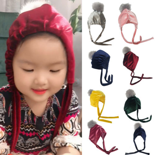 Girl's Accessories Smart Cute Baby Winter Hat Warm Child Beanie Cap Animal Cat Ear Kids Crochet Knitted Hat For Children Boys Girls Hot New 100% Guarantee Apparel Accessories