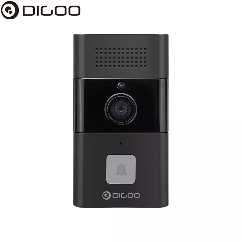 DIGOO DG-XYB 720P HD WIFI Wireless Smart Video Doorbell Two-way Audio Message Function Smart Home Security Monitor Alarm System