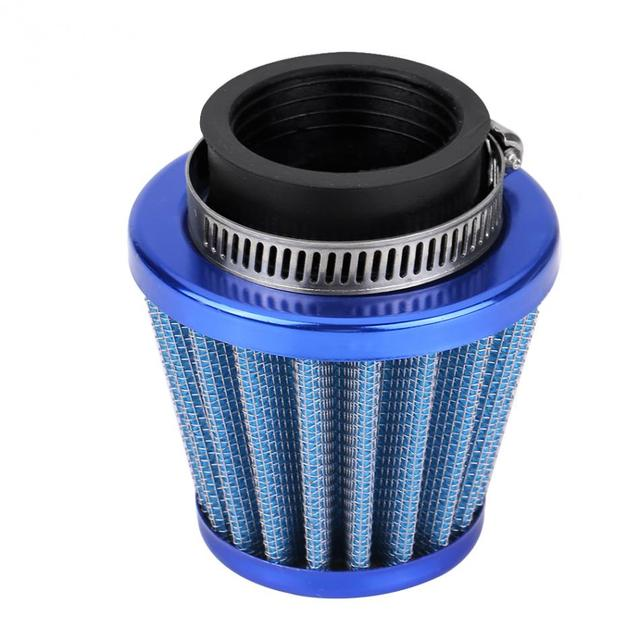 38mm Air Filter Intake Induction Kit Universal for Off-road Motorcycle ATV Quad Dirt Pit Bike Mushroom Head  Air Filter Cleaner