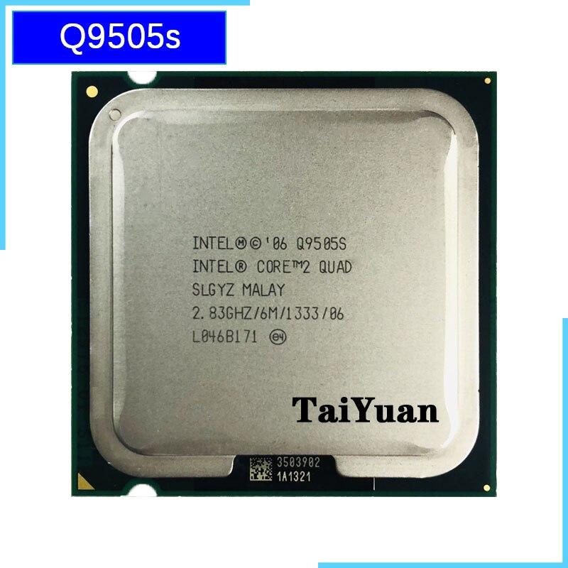 Intel Core 2 Quad Q9505S 2,83 GHz Quad Core CPU procesador 65 W 1333 6 M LGA 775-in CPU from Ordenadores y oficina on AliExpress - 11.11_Double 11_Singles' Day 1