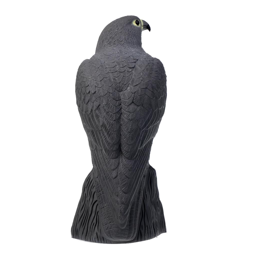 Поддельные реалистичные Орел охотничья приманка голубь страшное чучело Декор Охота садовая приманка украшение