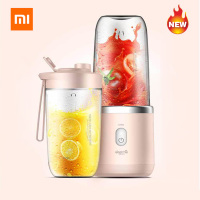 Xiaomi Deerma Juicer 400ml Automatic Wireless Home Fruit Vegetable Baby Food Milkshake Mixer Multi Function Mini Juice Electric