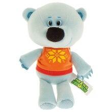 Мягкая игрушка Мульти-Пульти Медвежонок Белая Тучка, 20 см (звук)