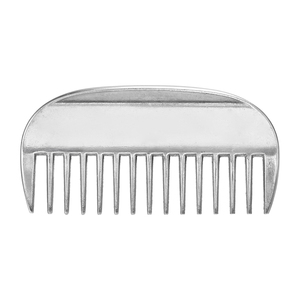 """Image 3 - Lixada Horse Comb Aluminum Alloy Horse Cleaning Tool Mane Tail Pulling Combs Grooming Equipment Horse Care Accessories 3.2 6.5"""""""