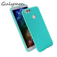 Matte Candy Color Silicone Case For Huawei P Smart 2019 TPU P30 P30Lite P30Pro Nova 4E High Qualiy