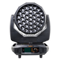 New arrival professional moving 37x15w bee eyes stage pro equipment moving heads dmx lyre wash 15w rgbw zoom
