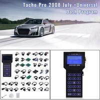 NEW version KM tools Tacho Pro 2008 Unlock Odometer Mileage Correction Universal Dash Programmer no Token Diagnostic tool