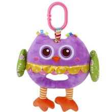 Подвесная  игрушка Lorelli Toys музыкальная Cовушка