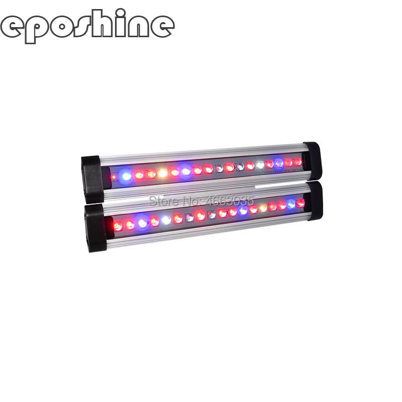 LED Grow Light Bar 18W Osram Full Spectrum Red White For Indoor Plants And Flower Greenhouse Grow Tent