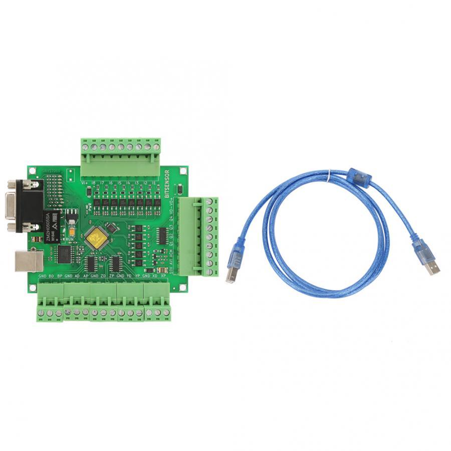 motor driver MACH3 Controller Card Board For CNC Engraving USB Interface digital stepper driver