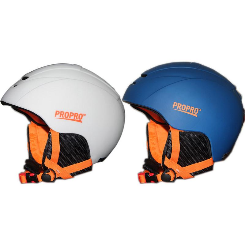 Casque de Ski monobloc de haute qualité casque de neige simple et Double planche équipement de sécurité sport chaud et coupe-vent