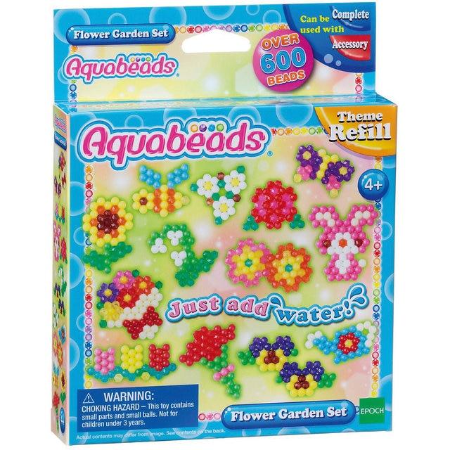 Набор для творчества Aquabeads Цветочный сад