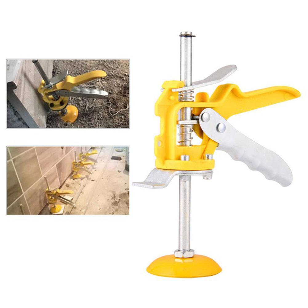 Adeeing Tile Locator Alignment Tile Height Leveling System Wedges Support Carrelage Clip Adjustable Locator Construction Tool