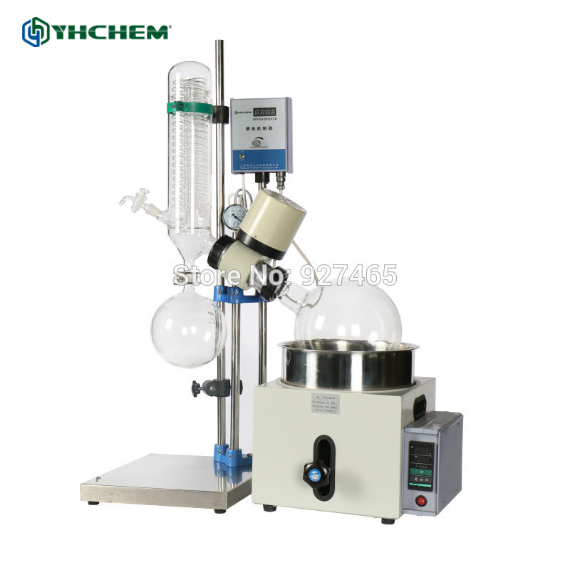 New Rotary Evaporator,3L,RE301,Vacuum Evaporation Crystallization EquipmentNew Rotary Evaporator,3L,RE301,Vacuum Evaporation Crystallization Equipment