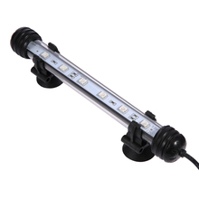18/28/38/48CM Bar Submersible IP68 Waterproof Fish Tank Light LED Aquarium D30