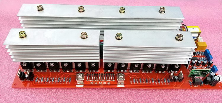 24 V 5000 W 36 V 7600 W 48 V 10000 W 60 V 12000 W Pied Puissance Sinusoïdale Pure puissance d'onde Fréquence Onduleur circuit imprimé Une Carte Principale
