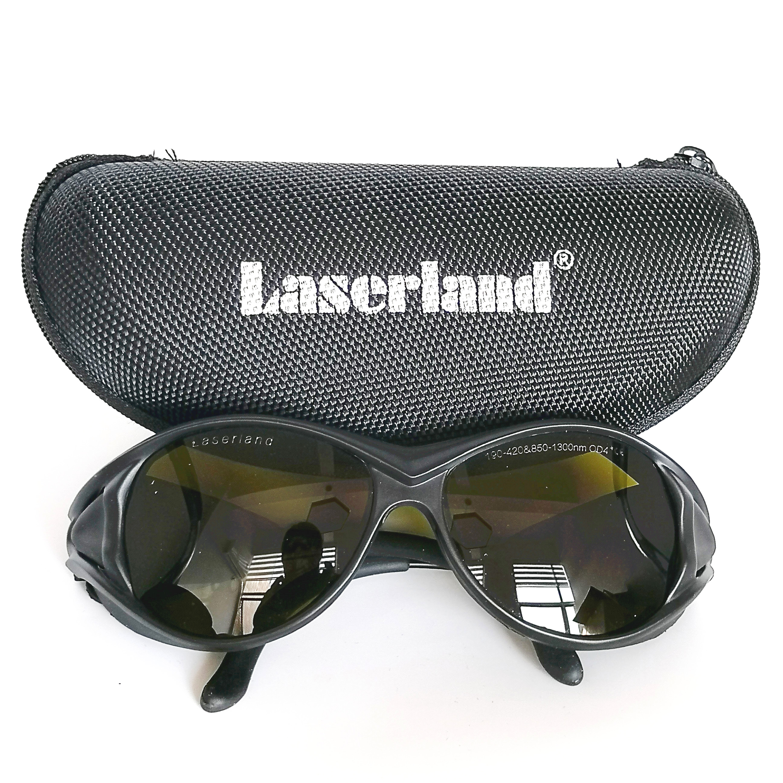 SK-5-2 850nm-1300nm 980nm 1064nm 1070nm 1080nm 1100nm IR Infrared Laser Protective Goggles Safety Glasses CE for Nd: YAG,Fiber wholesale 600 1100nm laser safety glasses o d 5 ce certified for 635nm 650nm 660nm 755nm 808nm 980nm 1064nm