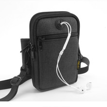 Men Messenger Bag Waterproof Small USB Charging Man