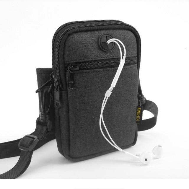 Fashion Women Messenger Bag Waterproof  Small USB Charging Women Shoulder Bag Men Women Handbag Mini Crossbody Bag Travel