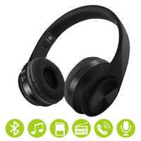 Bezprzewodowy/a słuchawki słuchawki Bluetooth sportowe słuchawki zestaw słuchawkowy 3.5mm Jack do gier zestaw słuchawkowy z mikrofonem dla Meizu Xiaomi Sony słuchawka do telefonu