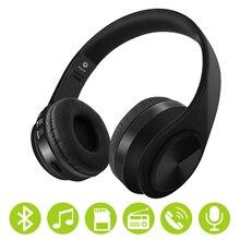Fones de ouvido sem fio bluetooth fone de ouvido esporte 3.5mm jack gaming headset com microfone para meizu xiaomi sony fone para telefone